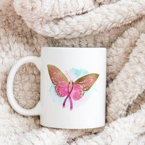 Other - Breast Cancer Awareness Mug